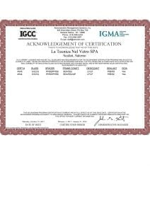 IGCC IGMA Certification